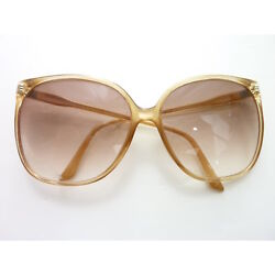 Rounded Square Aviator Pilot Vintage French Shades France Sunglasses $35.00
