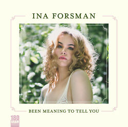 Ina Forsman Been Meaning To Tell You Vinyl LP NEW sealed