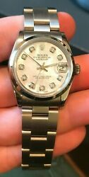 ROLEX NIB Steel COSMOGRAPH WHITE DIAL Perpetual 116500 CHRONOGRAPH 40MM