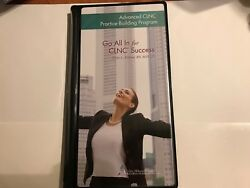 Go All In for CLNC Suceess by Vickie Milazzo (CD 200817-Disc Set) Very Good