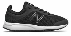 New Balance Kid#x27;s 455v2 Big Kids Male Shoes Black with White $26.99