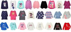 NEW Gymboree girls long sleeve tee size 4 5 6 7 8 YOU PICK Fall Winter $4.99