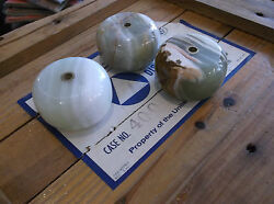 Pair of Onyx Lamp Spacers Lamp Parts Lighting 2 Pieces New Old Stock $19.50