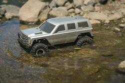 Redcat Everest Gen7 Sport 1 10 Scale Electric RC Trail Crawler 4x4 Truck Silver $209.99