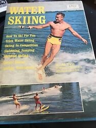 WATER SKIING US NATIONAL CHAMPION AL TYLL Trick Slalom HARDCOVER GREAT COPY $22.69