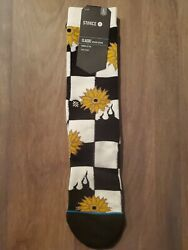 Stance Socks quot;Sunblazequot; Mens FREE SHIPPING $10.99