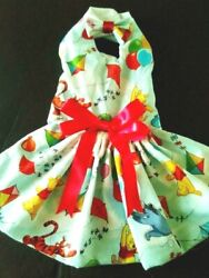 DOG harness dress POOH amp; FRIENDS NEW FREE SHIPPING $17.99