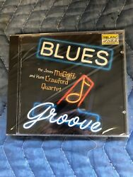 The Jimmy McGriff and Hank Crawford Blues Groove CD NEW
