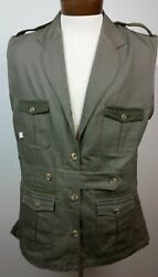 NWT Woman's Safari Jacket Vest by SHE Safari - Size XXL - Cabela's Hunting