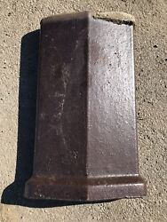 Antique Clay Terra Cotta Roof Tile Shingle Architectural Exterior Building