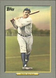 2009 Topps Turkey Red #TR1 Babe Ruth - NM-MT $4.20