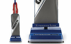 Genuine Blue Oreck Commercial 8 Pound Upright Vacuum XL2100RHS