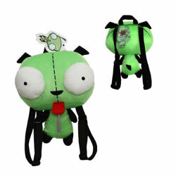 Invader Zim Backpack Cutie Big Eyes Alien Bag Cosplay Anime Accessory Xmas Gift