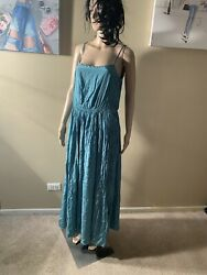 "213 By Michelle Kim Size L Maxi Dress Length 56"" $20.00"