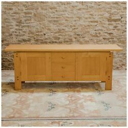 Arts & Crafts Cotswold School Oak Sideboard