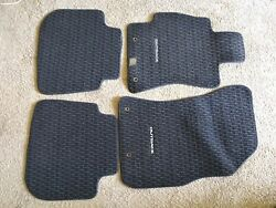 OEM 2016 2018 Subaru Outback Black Carpet Floor set of Mats 4 Piece $41.99