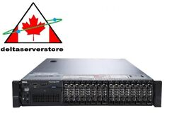 Build To Order Dell R720 2x 4 Core to 2x 10 Core CPU  64Gb to 384Gb RAM H710
