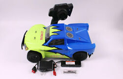 LC RACING RC Car 4WD Mini Brushless Off road Short Course 1:14 Truck RTR EMB SCH $199.90