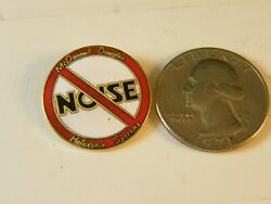 McDONNELL DOUGLAS HELICOPTER SYSTEMS NO NOISE PIN $8.39