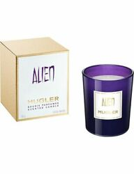 Thierry Mugler ALIEN Scented Perfumed Candle 6.4oz180g NEW IN BOX