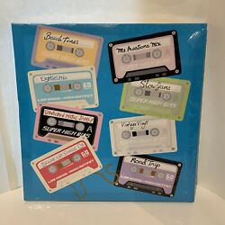 Cassette Tape Art Canvas Delk Made in China $8.00