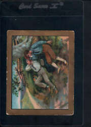 1910 T57 Turkish Trophies Fable Series (1-50) Travelers & Tree G-VG 27240
