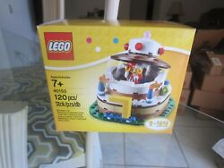 Lego Birthday Table Decoration 40153 NEW RETIRED SET 100% TRUSTED LEGO SELLER