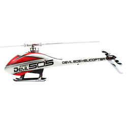 ALZRC Devil 505 FAST FBL KIT Frame Helicopter With Propeller And Canopy $488.00