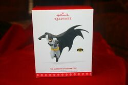 2017 Hallmark Keepsake Ornament Batman The Guardian of Gotham City