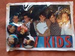 1 NOVELTY PACK OF 1990quot;S POP GROUP NEW KIDS ON THE BLOCK NEW GBP 7.99