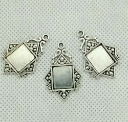 Set of 3 Mini Frames Cute Picture Charms $1.50