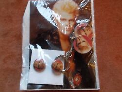 1 NOVELTY PACK OF 1980quot;S POP ARTIST BILLY IDOL NEW GBP 8.99