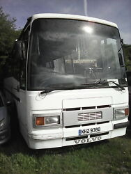 BUS IS NOW SOLD NO BIDDING WILL NOW BE POSSIBLE