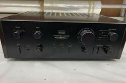 SANSUI Integrated Amplifier AU-D607G EXTRA from USED #892