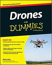 Drones For Dummies $20.97