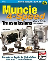 Muncie 4 Speed Transmission Manual Rebuild Restore Modify M20 M21 M22