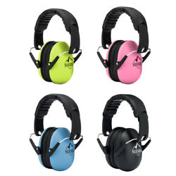 Child Hearing Protection and Kid's Earmuffs - Snug Adjustable SNR=26dB