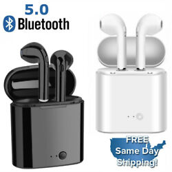 *NEW* Wireless Earbuds Bluetooth 5.0 Headphones Earphones Headset TWS