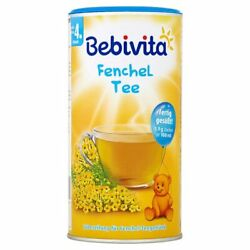 Bebivita Tea: FENNEL ORGANIC Made in Germany from 4th month-FREE SHIPPING