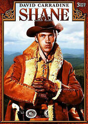 Shane: The Complete Series (DVD 2015 3-Disc Set)