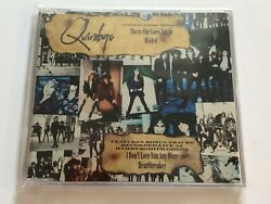Quireboys: There She Goes Again  Misled: 4 Track CD Single: 1990 Free P