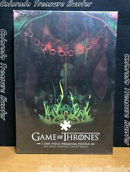 Game of Thrones - Long She May Reign 1000 piece puzzle