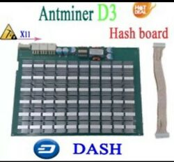 Antminer D3 17G Hash board replacement OEM EXCELLENT CONDITION