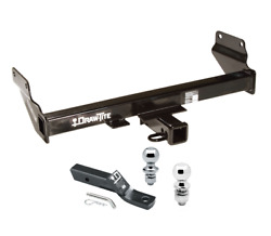 Trailer Tow Hitch For 11-19 Jeep Grand Cherokee Receiver w 1-78