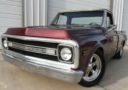 1969 Chevrolet C-10 LS FUEL INJECTED SHORTBED FUEL INJECTED LS ENGINE SHORTBED. POWER STEERING POWER BRAKES AIR CONDITIONING