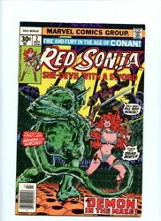 RED SONJA 23456 ~ 5 book lot - 1977 - 9.0 MARVEL - hot she-devil with sword!