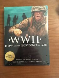 WWII*D-DAY & THE PROVIDENCE OF GOD-4 DVD SET-A CHRISTIAN PERSPECTIVE-2011-NTSC