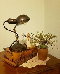 Restored Vintage Desk or Table Lamp $145.00