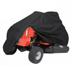 Waterproof Riding Lawn Mower Tractor Cover Garden Heavy Duty Fit Deck up to 30quot; $15.96