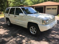 1998 Jeep Grand Cherokee Limited Jeep Grand Cherokee 5.9 Limited